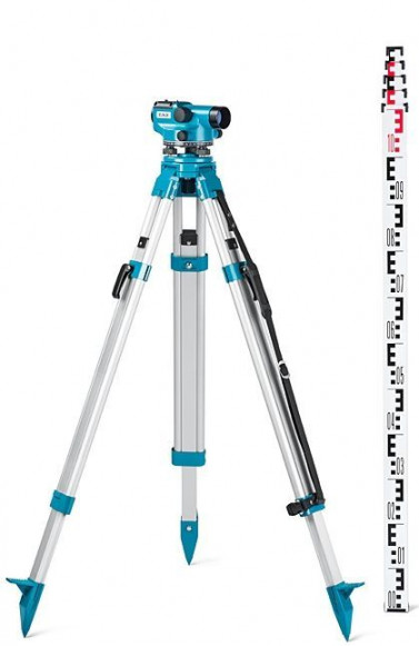 Rent optical level NG 24 SET , tripod, rod. cnt. 7.00 €