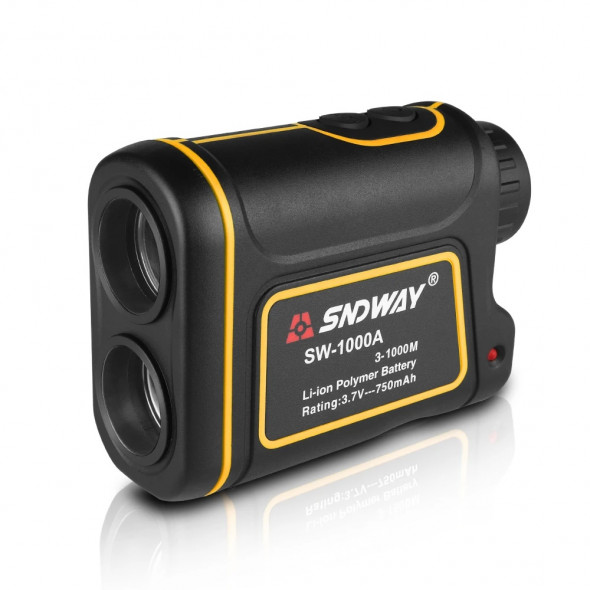 Laser distance meter SSW900M, 900 m, with height, angle and speed functions. cnt. 265.00 €