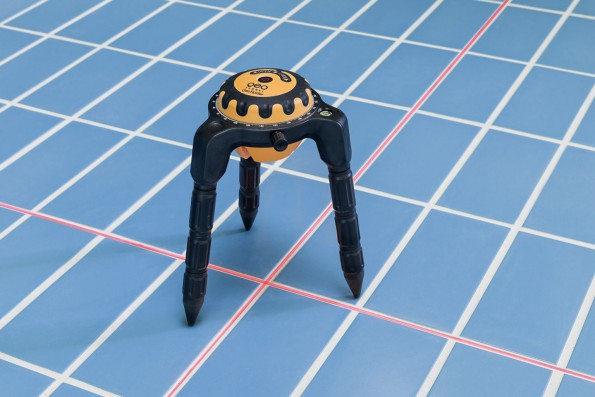 The floor line laser GeoSpider. cnt. 205.00 €