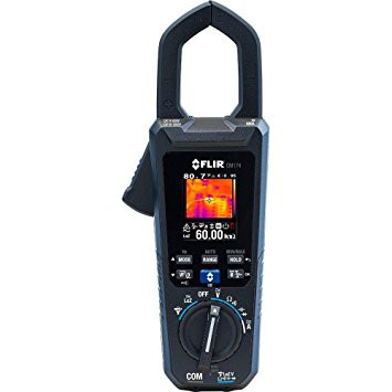 NEW! Thermal camera CM174 with Clamp Meter and Multimeter function!. cnt. 475.00 €