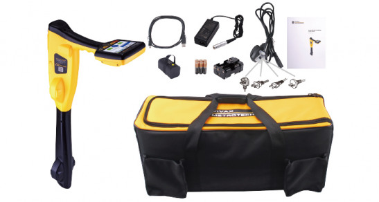 NEW! vLoc3-Pro - 3D underground communications locator . cnt. 2895.00 €