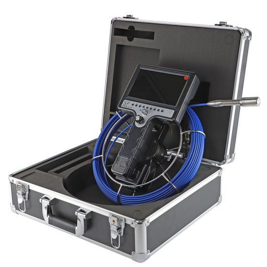 WPS-B1-C28 SL pipeline Video Inspection Camera System . cnt. 1355.00 €