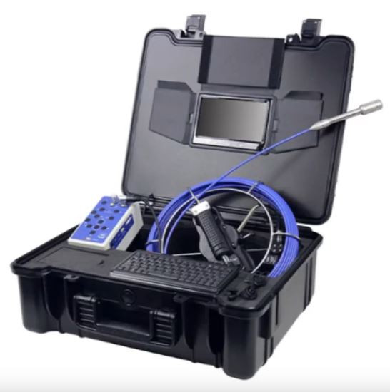 WPS-H2-C23H pipeline Video Inspection Camera System . cnt. 1995.00 €